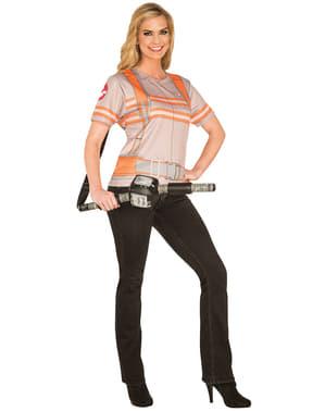 Kit costume da acchiappafantasmi Ghostbusters 3 per donna