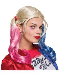 Suicide Squad Harley Quinn paryk til kvinder