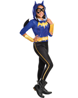 Batgirl Kostüm für Mädchen