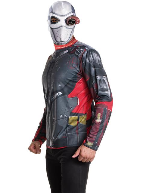 Kit disfraz de Deadshot Escuadrón Suicida para hombre