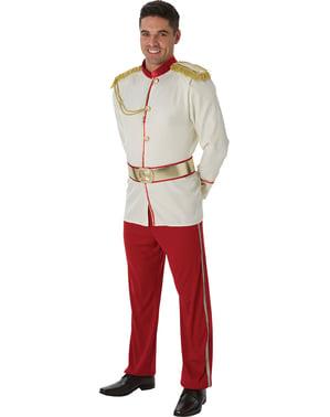 Man's Cinderella Prince Costume