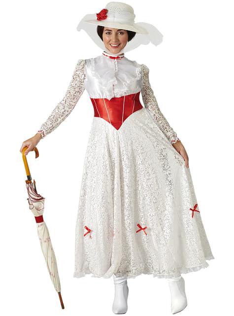 Fato de Mary Poppins para mulher