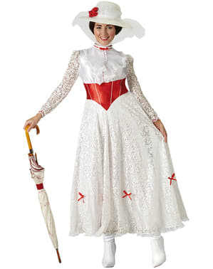 Női Mary Poppins jelmez