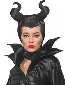 Woman's Maleficent Crown