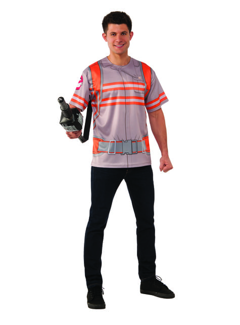 Kit disfraz de cazafantasmas Cazafantasmas 3 para hombre - hombre