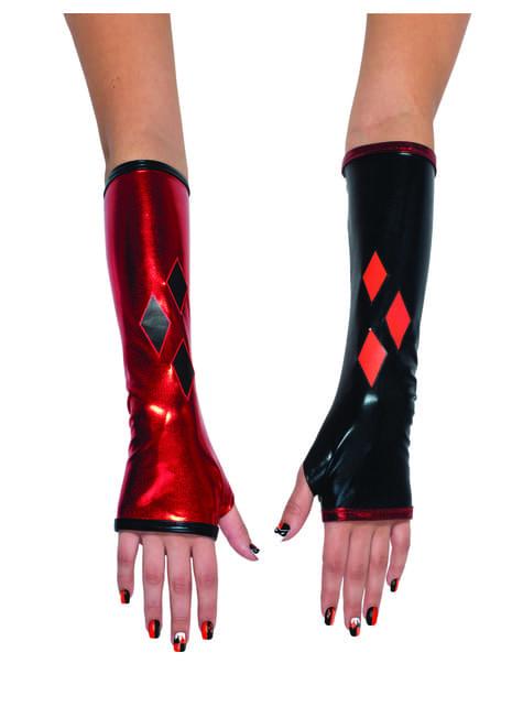 Harley Quinn Fake Nails