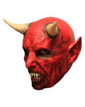 Mască de demon infernal pentru adult