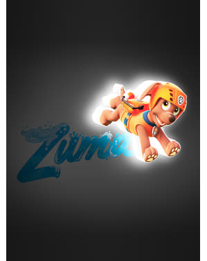 3D Deco Light Zuma Paw Patrol