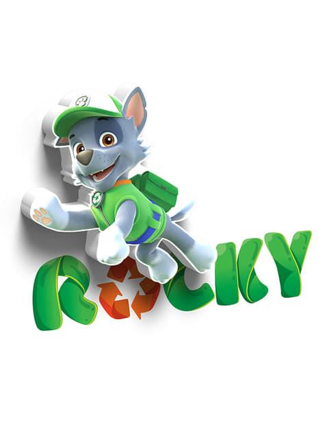 Lámpara decorativa 3D Rocky Patrulla Canina