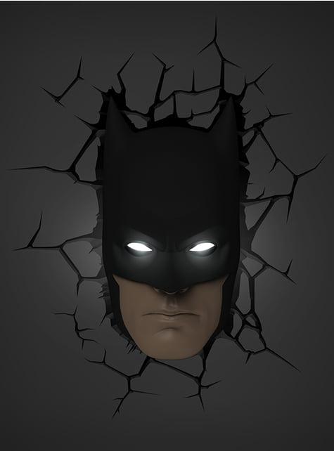 Lámpara decorativa 3D Batman - oficial