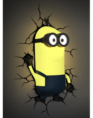 3D Deco Light Kevin Minions