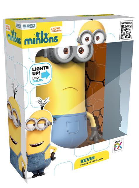 Lámpara decorativa 3D Kevin Minions - barato