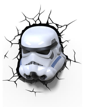 Lampka Led-3D Stormtrooper