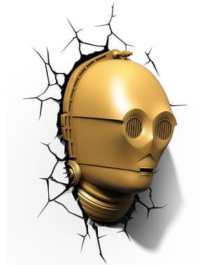 3D Deco Light C3PO