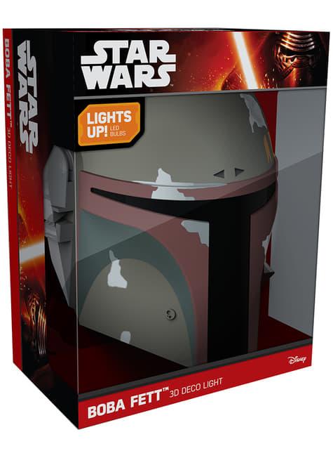 3D Deco Light Boba Fett