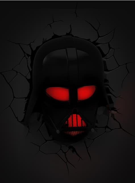 3D Dekorasjonslampe Darth Vader