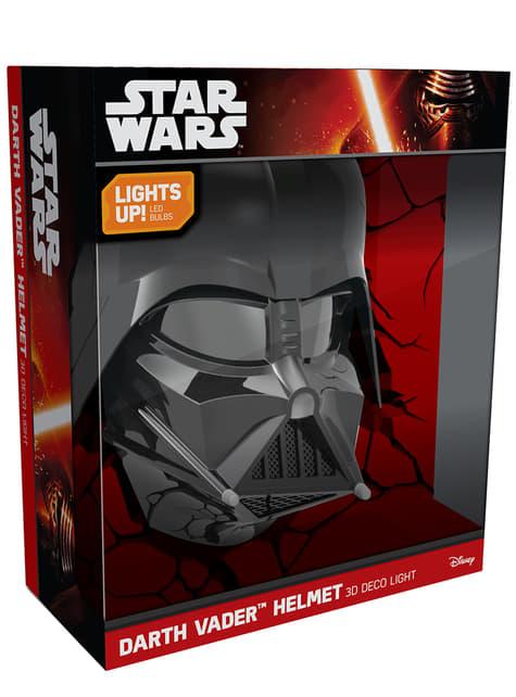 Lampe décorative 3D Dark Vador