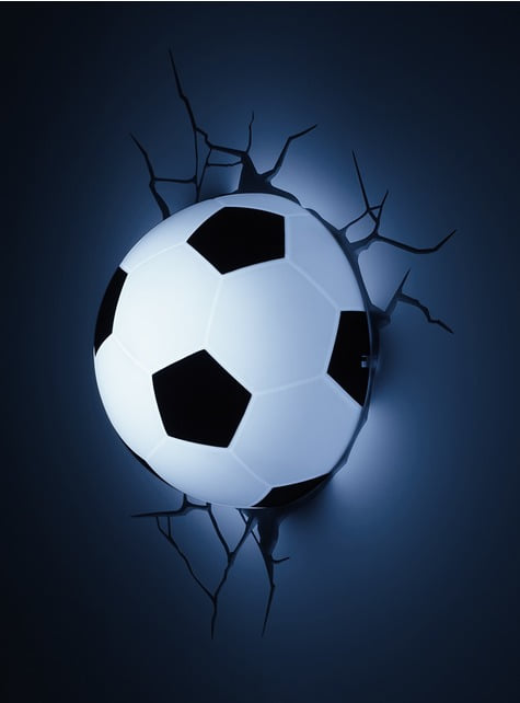 3D Deco Light Football