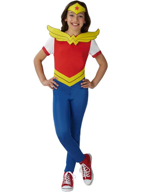 Wonder Woman comic Kostuum voor meisjes