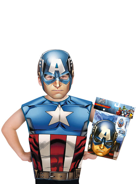 Economic Captain America Set for boy