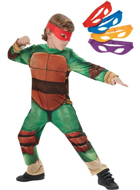 Ninja Turtle Kostuum voor jongens