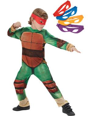 Fato de Tartaruga Ninja para menino