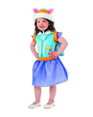 Kız için Everest Paw Patrol Costume