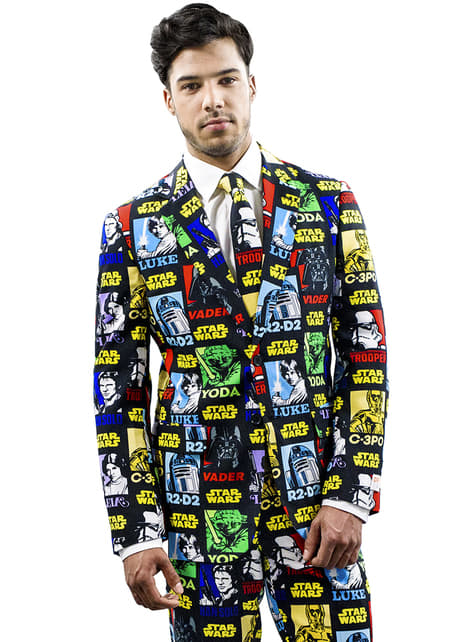 Traje Strong Force Opposuit Star Wars para hombre - hombre
