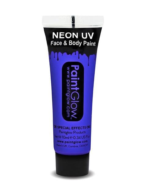 Bote de maquillaje fosforescente neón UV - barato