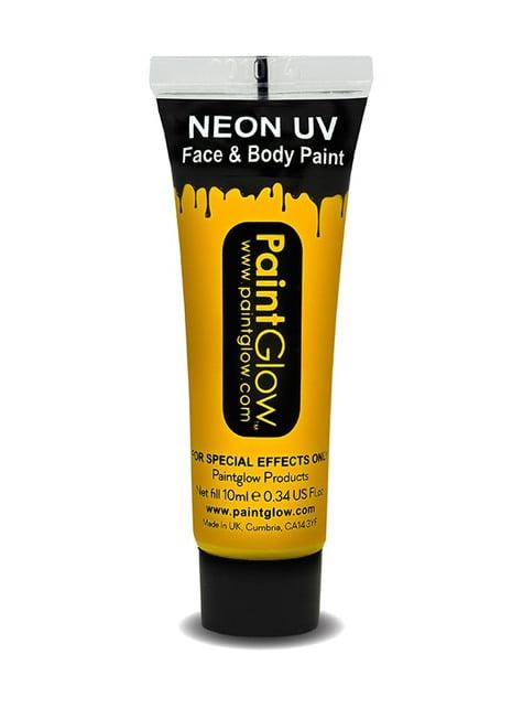 Bote de maquillaje fosforescente neón UV - originales y divertidos