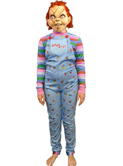 Chlapecký kostým panenka Chucky