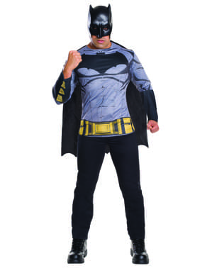 Batman vs Superman Batman kostume til mænd