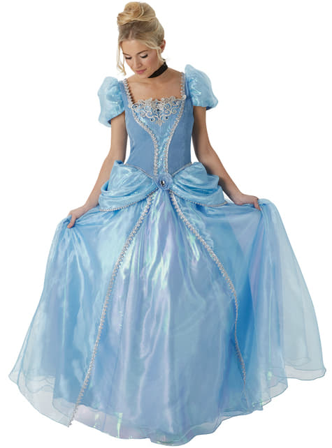 Grand Heritage Cinderella costume for a woman