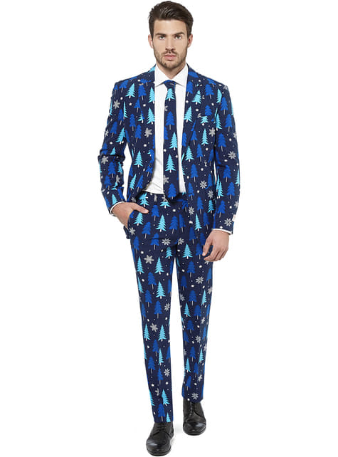 Traje Winter Woods Opposuit
