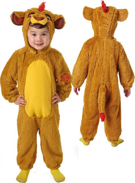 Kion The Lion Guard Costume for Babies