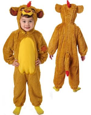 Disfraz de Kion La Guardia del León para bebé