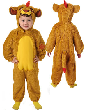 Kion The Lion Guard Maskeraddräkt för bebis
