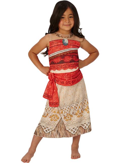 Kostüm Vaiana classic für Mädchen