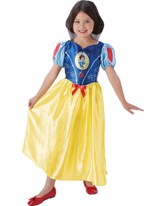 Snow White Fairy Tale costume for a girl