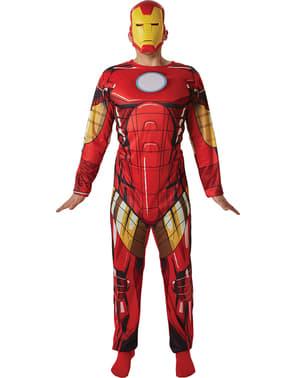 Fato de Iron Man classic para adulto
