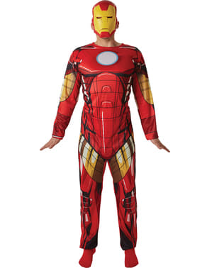 Iron Man costume for adult