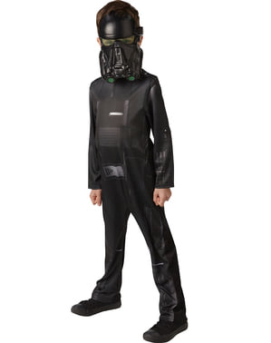 Costum Death Trooper Star Wars Rogue One pentru copii