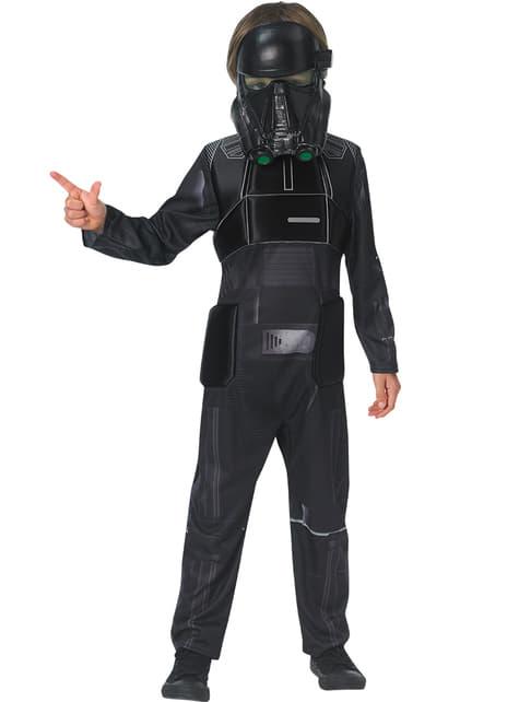 Kostium Szturmowiec Śmierci Star Wars Rogue One Deluxe dla chłopca