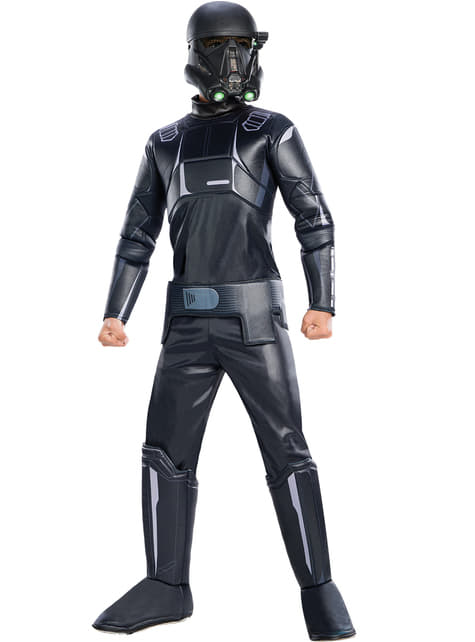 Premium Death Trooper Star Wars Rogue One Kids Costume