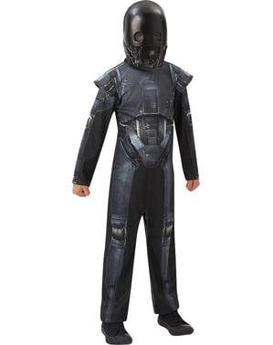 Disfraz de K-2SO Star Wars Rogue One para criança