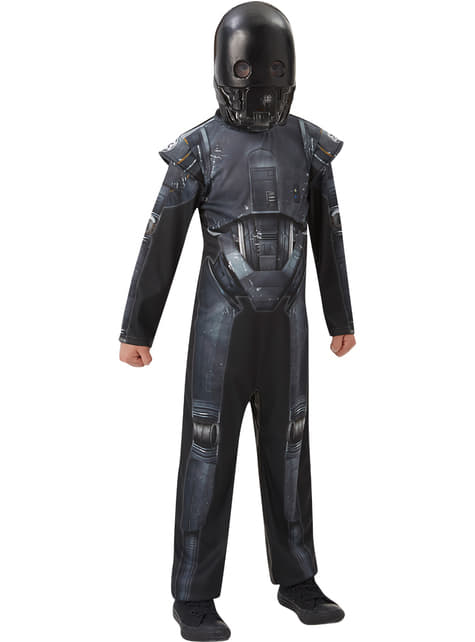 Fato de K-2SO Star Wars Rogue One para para adolescente