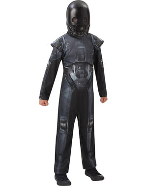 Costum K-2SO Star Wars Rogue One pentru adolescenți