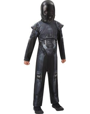 Fato de K-2SO Star Wars Rogue One para para adolescente