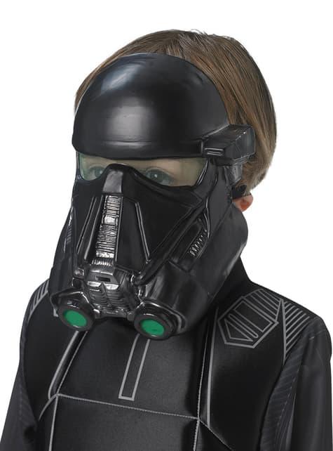 Máscara de Death Trooper Star Wars Rogue One infantil