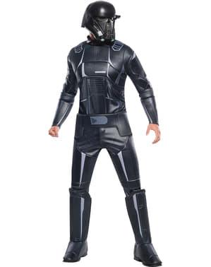 Death Trooper Star Wars Rogue One Luksuskostyme til Menn